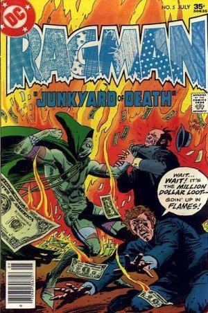 Ragman # 5 Issues V1 (1976 - 1977)