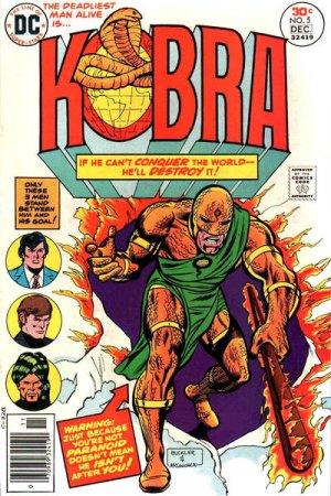 Kobra # 5 Issues V1 (1976 - 1977)