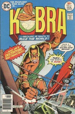 Kobra # 6 Issues V1 (1976 - 1977)