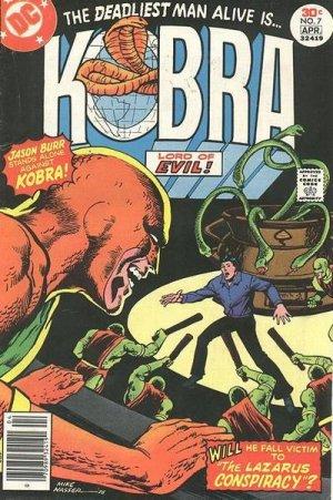 Kobra # 7 Issues V1 (1976 - 1977)
