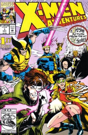 X-Men Adventures édition Issues V1 (1992 - 1994)