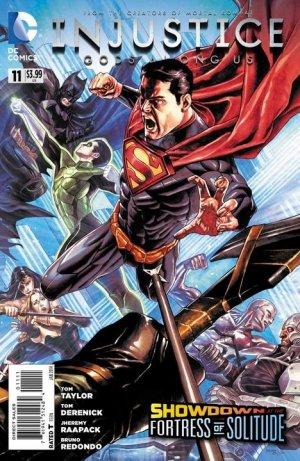 Injustice - Les Dieux Sont Parmi Nous # 11 Issues (2013 - 2014)