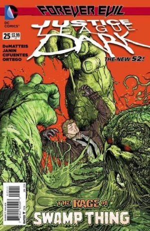 Justice League Dark # 25 Issues V1 (2011 - 2015) - Reboot 2011