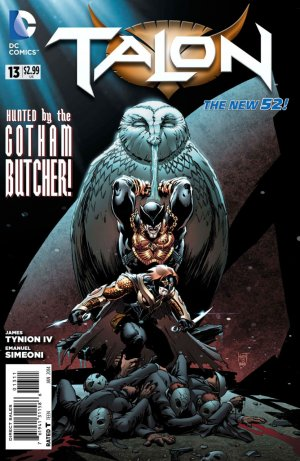 Talon # 13 Issues V1 (2012 - 2014)