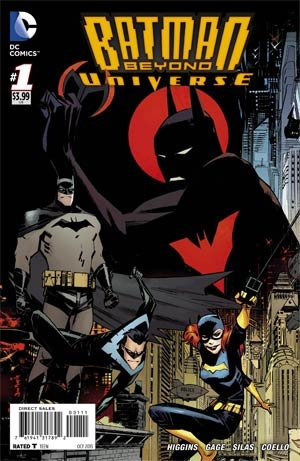 Batman Beyond Universe édition Issues (2013 - 2015)