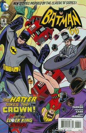 Batman '66 # 4 Issues V1 (2013 - 2015)