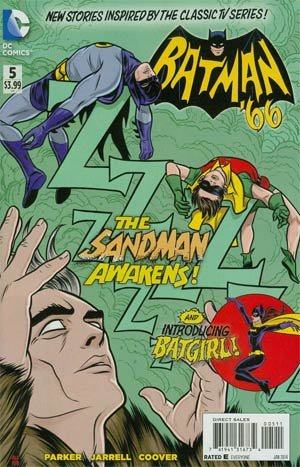 Batman '66 # 5 Issues V1 (2013 - 2015)