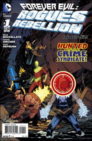 Forever Evil - Rogues Rebellion édition Issues
