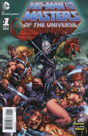 He-Man and the Masters of the Universe édition Issues V2 (2013 - 2014)