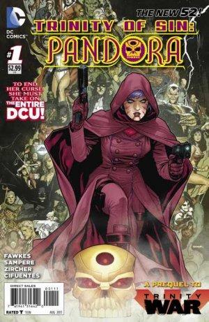 Trinity of sin - Pandora # 1 Issues V1 (2013 - 2014)