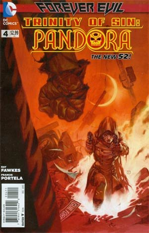 Trinity of sin - Pandora 4 - End the Curse Part 1: The New World