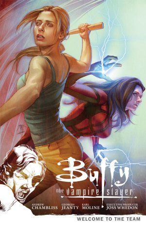 Buffy Contre les Vampires - Saison 9 # 4 TPB softcover (souple)