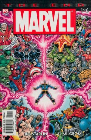 Marvel Universe - The End # 1 Issues