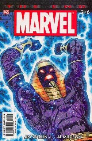 marvel universe the end # 2 Issues