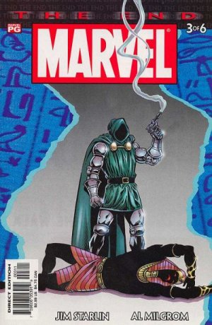 marvel universe the end # 3 Issues