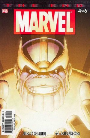 marvel universe the end # 4 Issues