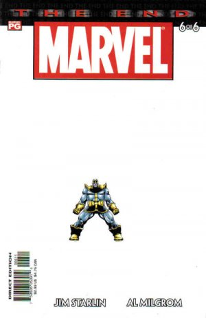 Marvel Universe - The End # 6 Issues