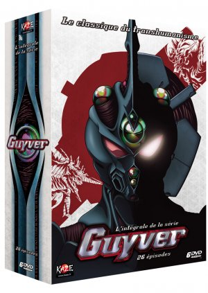 Guyver - The Bioboosted Armor édition INTEGRALE