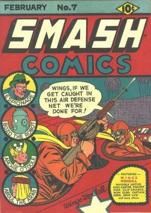 Smash Comics 7