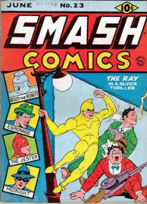 Smash Comics 23