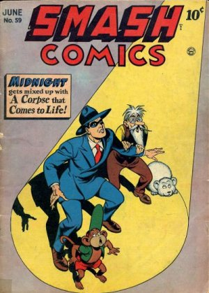 Smash Comics 59