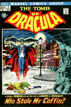Le tombeau de Dracula # 2 Issues (1972 - 1980)