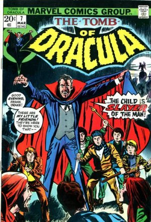 Le tombeau de Dracula # 7 Issues (1972 - 1980)