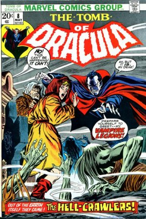 Le tombeau de Dracula # 8 Issues (1972 - 1980)