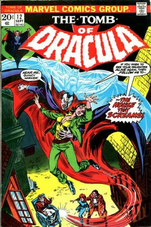 Le tombeau de Dracula # 12 Issues (1972 - 1980)