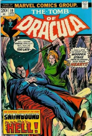 Le tombeau de Dracula # 19 Issues (1972 - 1980)