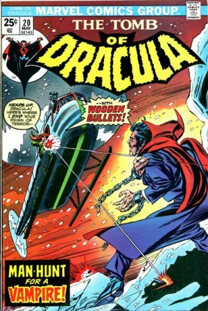 Le tombeau de Dracula # 20 Issues (1972 - 1980)