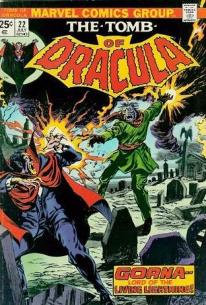 Le tombeau de Dracula # 22 Issues (1972 - 1980)