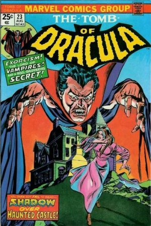 Le tombeau de Dracula # 23 Issues (1972 - 1980)