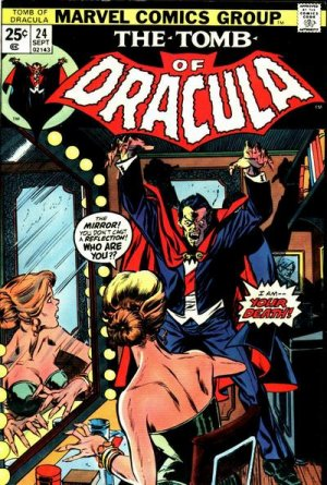 Le tombeau de Dracula # 24 Issues (1972 - 1980)