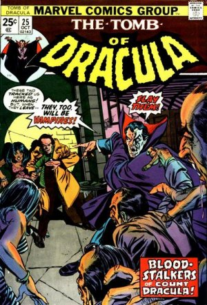 Le tombeau de Dracula # 25 Issues (1972 - 1980)