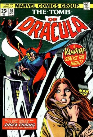 Le tombeau de Dracula # 26 Issues (1972 - 1980)