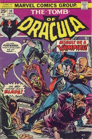 Le tombeau de Dracula # 30 Issues (1972 - 1980)