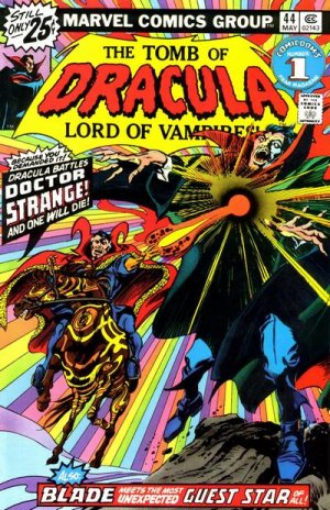 The Tomb of Dracula # 44 Issues (1972 - 1980)
