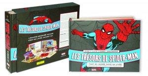 Les trésors de Spiderman édition Deluxe