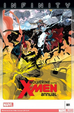 Wolverine And The X-Men édition Issues V1 - Annual (2013)