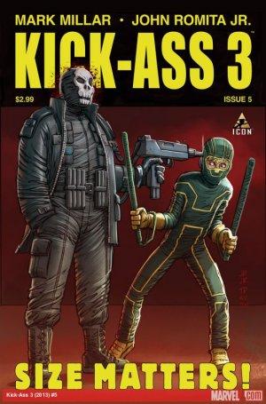 Kick-Ass 3 # 5 Issues (2013 - 2014)