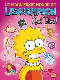 Le magnifique monde de Lisa Simpson édition Simple
