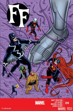 FF # 14 Issues V2 (2012-2014)