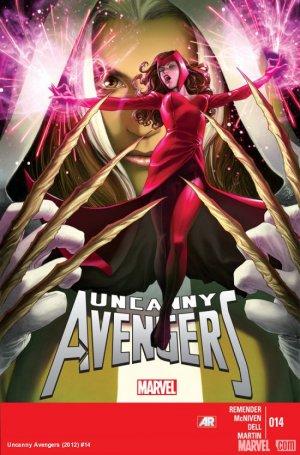 Uncanny Avengers # 14 Issues V1 (2012 - 2014)