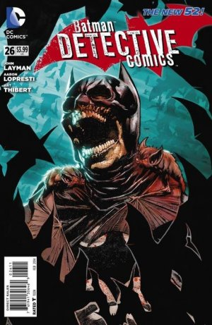 Batman - Detective Comics # 26 Issues V2 (2011 - 2016)