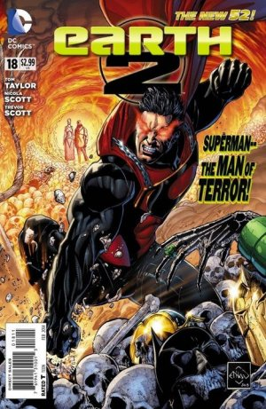 Earth Two # 18 Issues V1 (2012 - 2015)