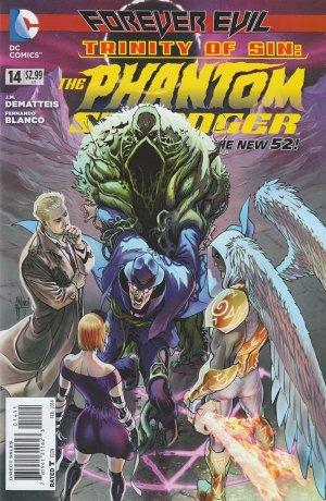 The Phantom Stranger # 14 Issues V4 (2012 - 2014)