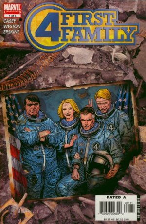 Fantastic Four - First Family édition Issues