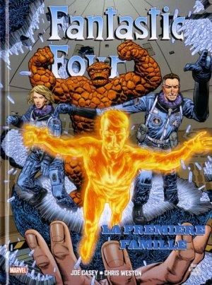 Fantastic Four - First Family édition TPB hardcover (cartonnée)