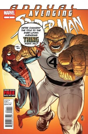 Avenging Spider-man édition Issues V1 - Annuals (2012)